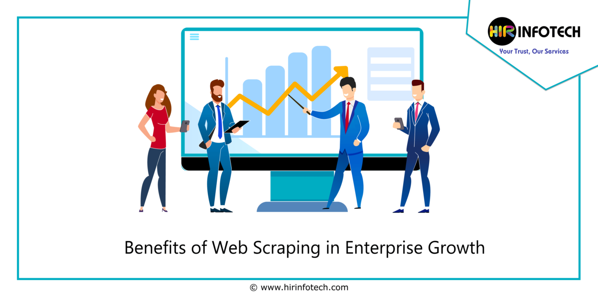 Web Scraping in Enterprise Growth