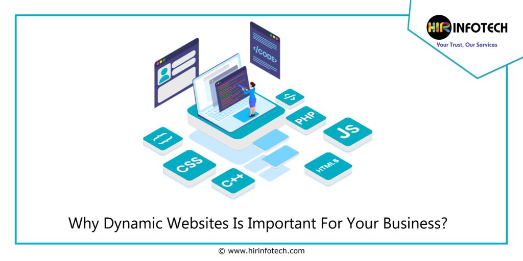 Dynamic Websites, Website Design and Development, WordPress