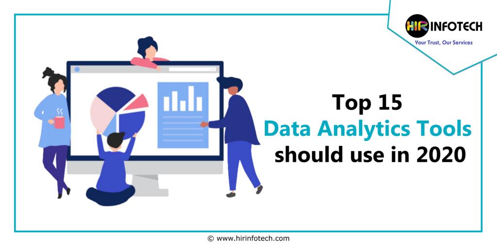 Top 15 Data Analytics Tools