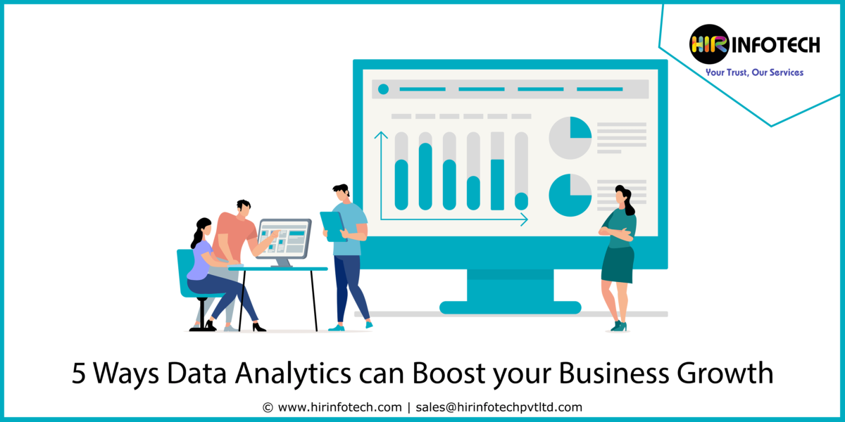 Data Analytics, Data Analysis, Business Growth